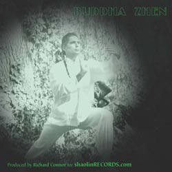 Inside Cover of CD ALBUM by Buddha Zhen